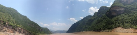 Yangtze River-iphone Wide Angle App