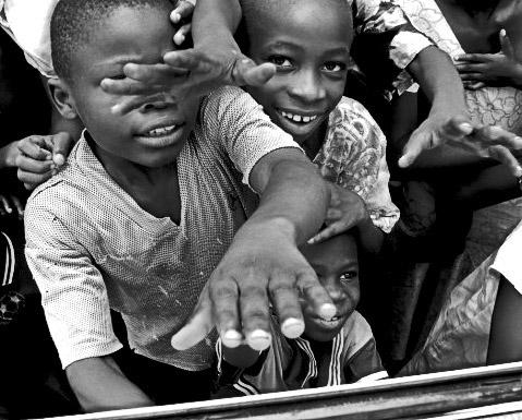 Volta Region, Ghana, West Africa