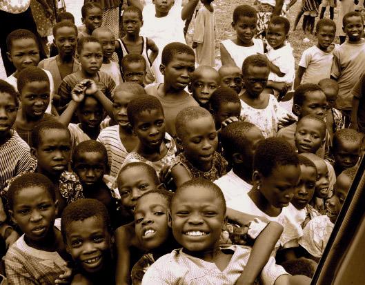 Vlota Region, Ghana, West Africa