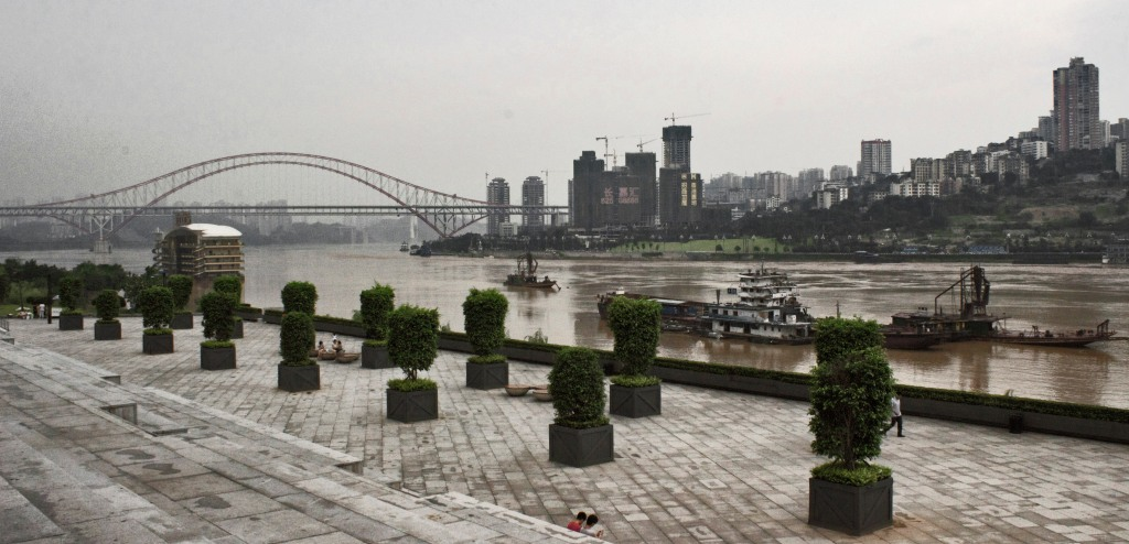 Chongqing, China 2012