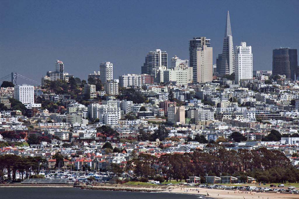 San Francisco, California 2013