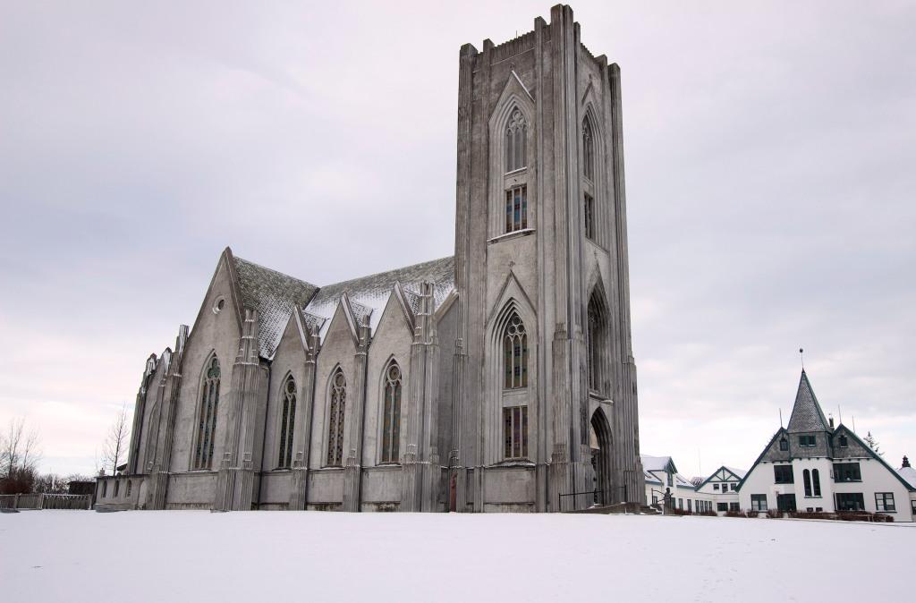 Reykjavik, Iceland 2014