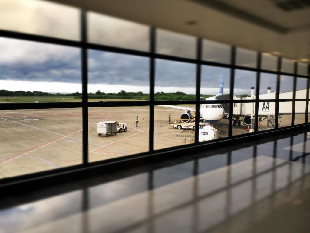 Gregorio Luperón International Airport (a.k.a POP)  Miniaturized in Pro HDR