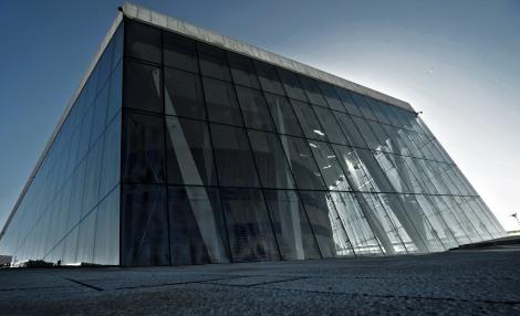 Oslo Opera House. Oslo, Norway. Canon T3i. Sigma 10mm. f/6.3. 1/80. ISO 100